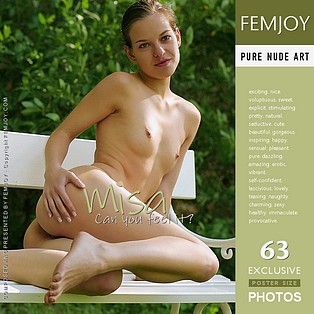 Can you feel it? : Misa from FemJoy, 05 Oct 2006